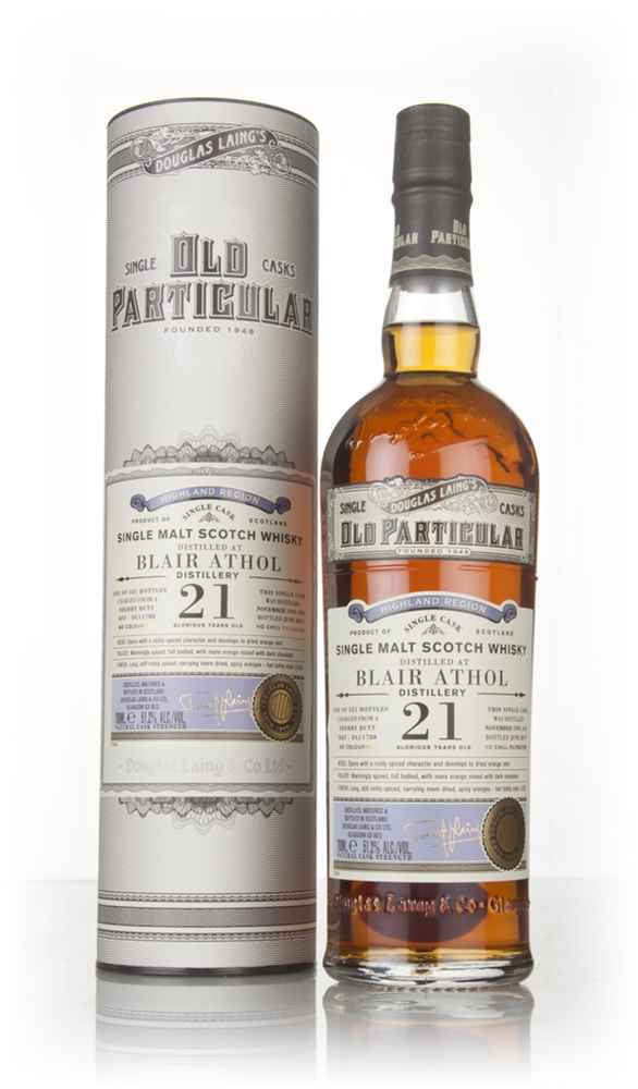 Blair Athol 21 Year Old 1995 (cask 11788) - Old Particular (Douglas Laing)