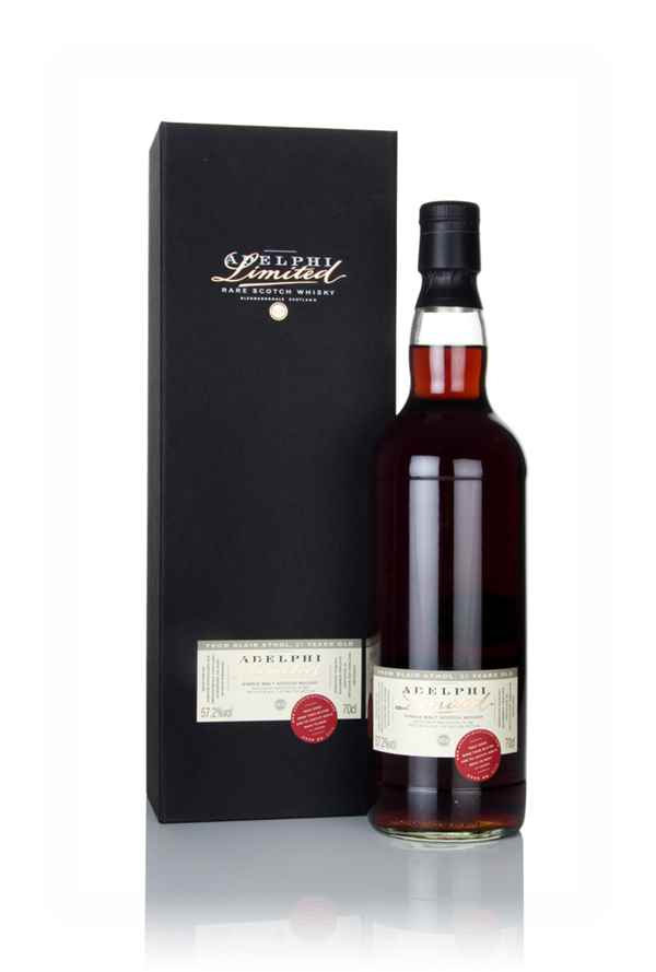 Blair Athol 21 Year Old 1997 (cask 5773) (Adelphi)