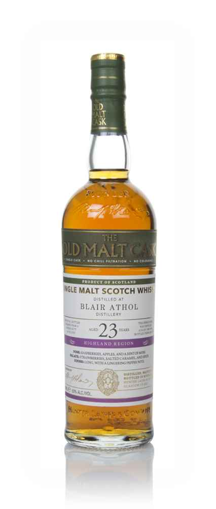Blair Athol 23 Year Old 1995 (cask 15757) - Old Malt Cask (Hunter Laing)