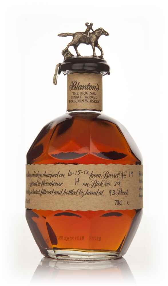 Blanton's Original Single Barrel - Barrel 295