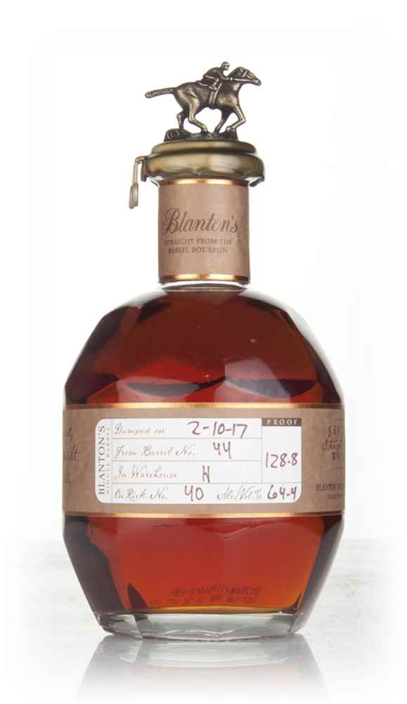 Blanton's Straight From The Barrel - Barrel 44