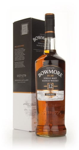 Bowmore 12 Year Old Enigma