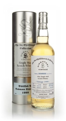 Bowmore 13 Year Old 1999 - Un-Chill Filtered (Signatory)