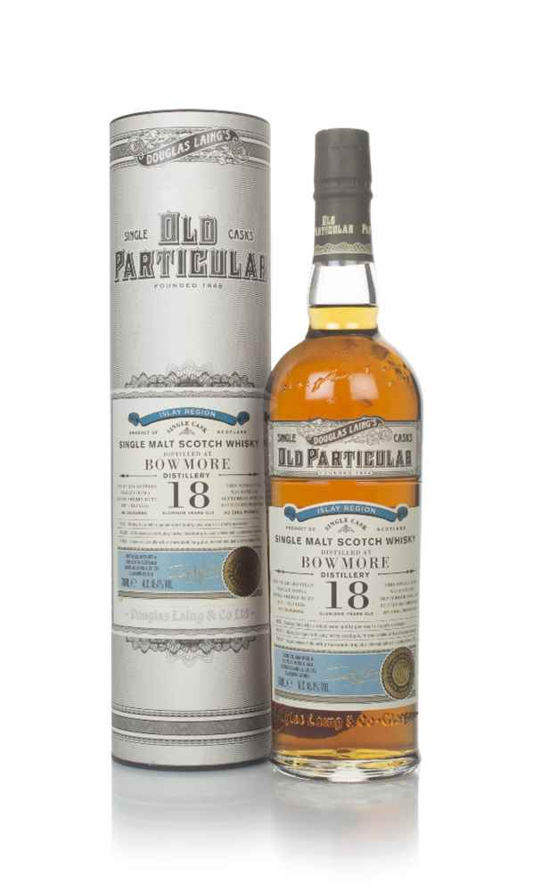 Bowmore 18 Year Old 2002 (cask 14556) - Old Particular (Douglas Laing)