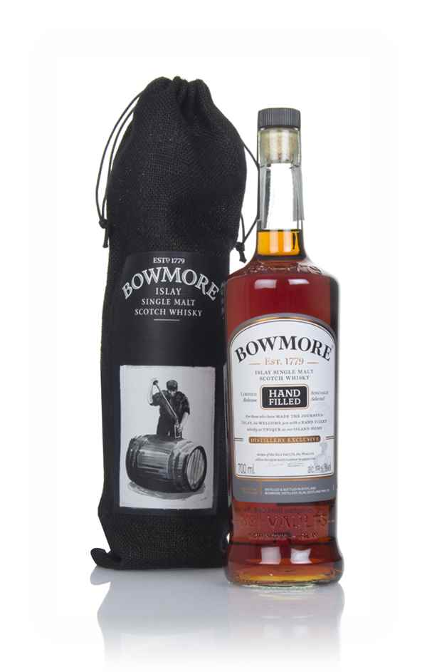 Bowmore 21 Year Old 1998 (cask 58) - Distillery Exclusive (Cask Bag)