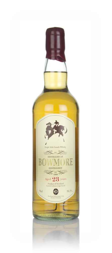 Bowmore 23 Year Old 1989 - Hong Kong Jockey Club