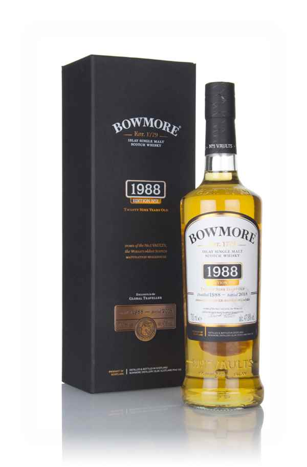 Bowmore 29 Year Old 1988 - Edition No. 2