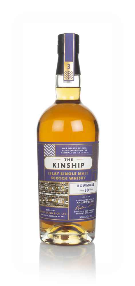 Bowmore 30 Year Old - The Kinship (Hunter Laing)