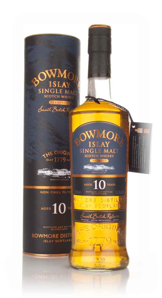 Bowmore Tempest 10 Year Old - Batch 1