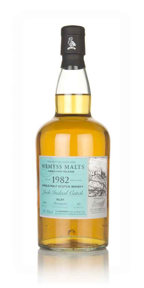 Loch Indaal Catch 1982 (bottled 2014) - Wemyss Malts (Bowmore)