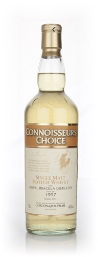 Royal Brackla 1997 - Connoisseurs Choice (Gordon & MacPhail)