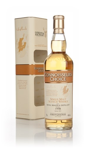 Royal Brackla 1998 (bottled 2014) - Connoisseurs Choice (Gordon & MacPhail)