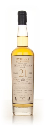 Braes o' Glenlivet 21 Year Old 1991 (The Whisky Club)