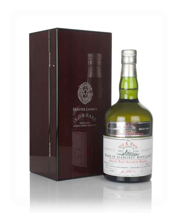 Braes of Glenlivet 30 Year Old 1989 - Old & Rare Platinum (Hunter Laing)