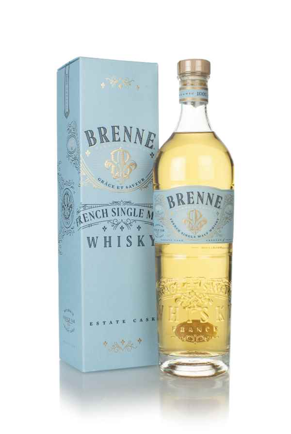 Brenne Cuvée Spéciale French Single Malt Whisky