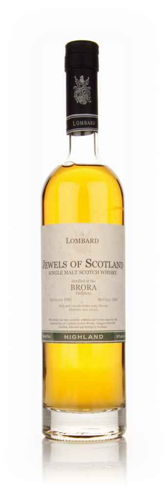 Brora 1982 - Jewels of Scotland (Lombard)