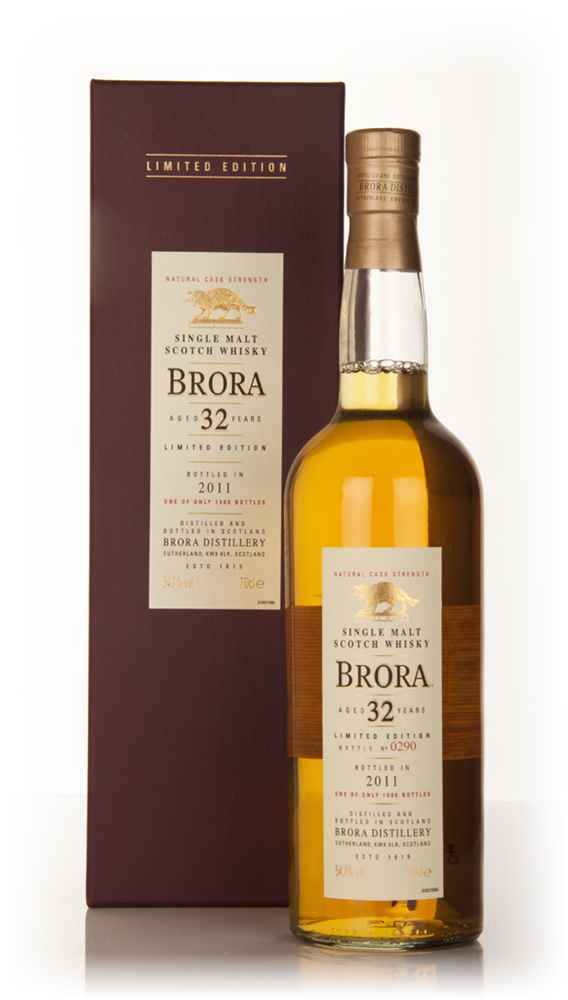 Brora 32 Year Old (2011 Special Release)
