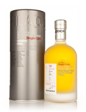 Bruichladdich 17 Year Old Micro-Provenance
