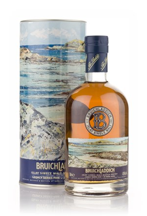 Bruichladdich 33 Year Old 1973 - Legacy Series 5