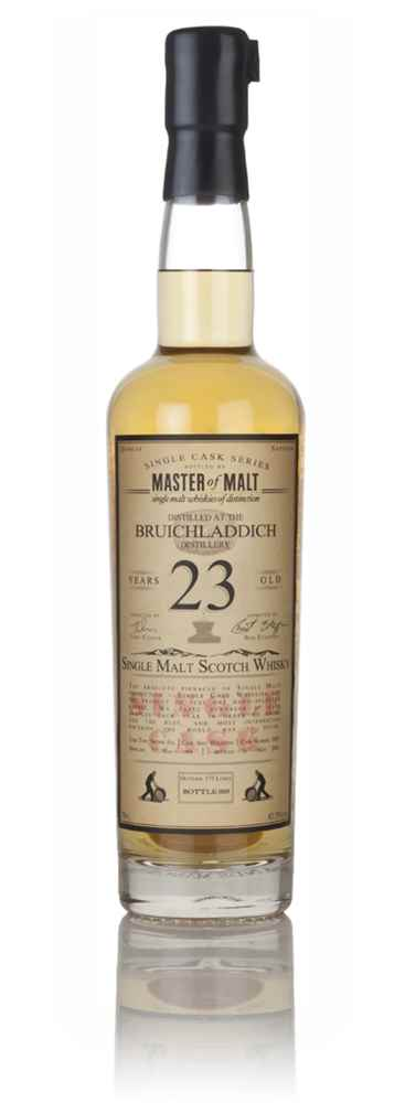 Bruichladdich 23 Year Old 1993 - Single Cask (Master of Malt)