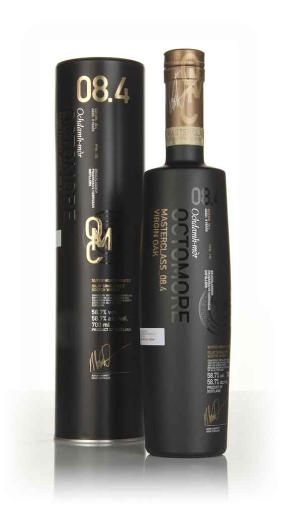 Octomore Masterclass_08.4 8 Year Old