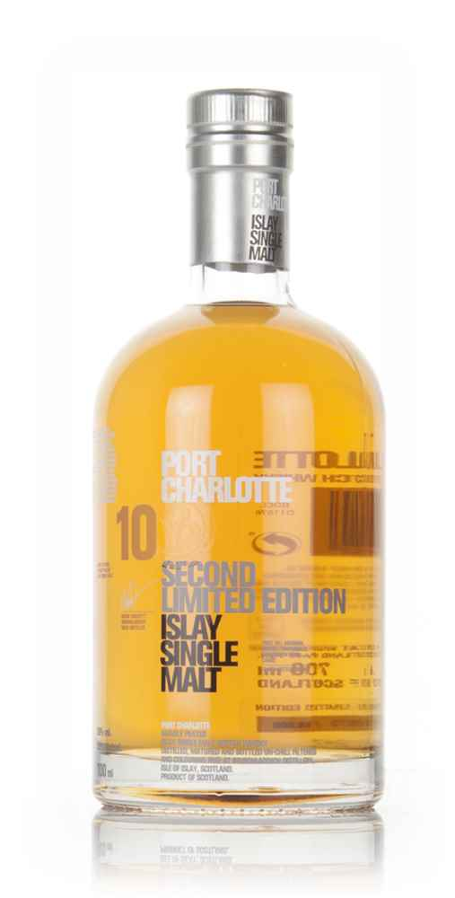 Port Charlotte 10 Year Old - Second Limited Edition