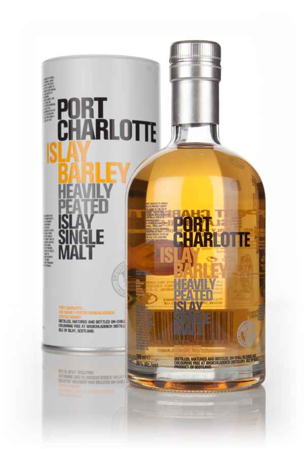 Port Charlotte 2008 - Islay Barley