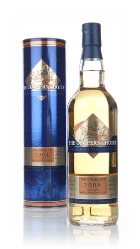 Port Charlotte 9 Year Old 2004 (cask 1032) - The Coopers Choice (The Vintage Malt Whisky Co.)