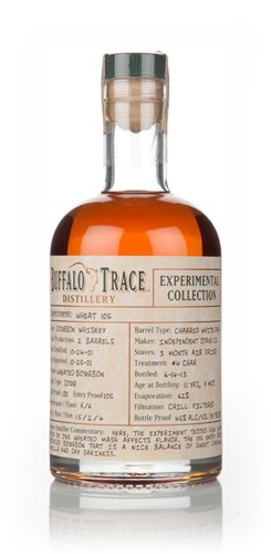 Buffalo Trace Wheat 105 Experimental Collection