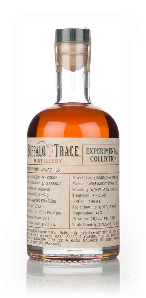Buffalo Trace Wheat 105 - Experimental Collection