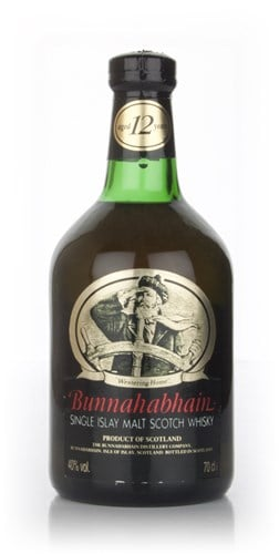 Bunnahabhain 12 Year Old (Old Bottle) (Auction Item)