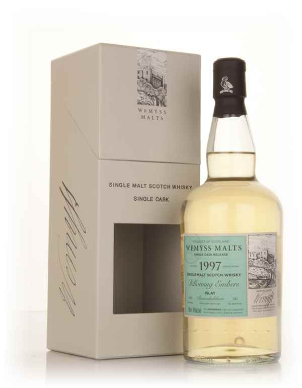 Billowing Embers 1997 - Wemyss Malts (Bunnahabhain)