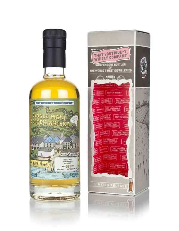 Bunnahabhain 10 Year Old - Batch 14 (That Boutique-y Whisky Company)