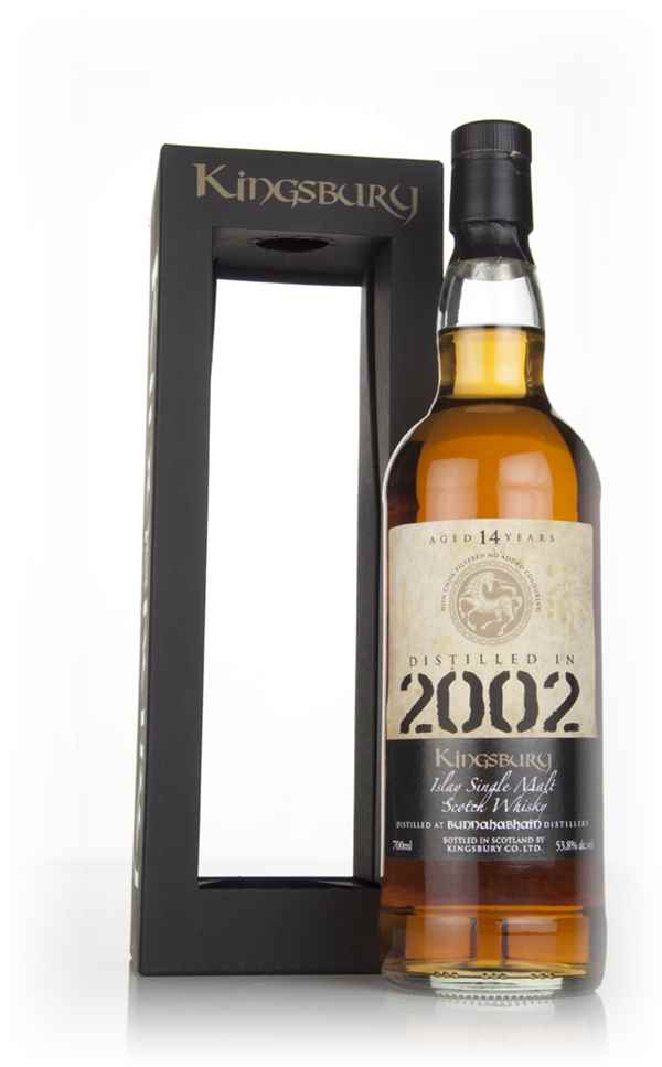 Bunnahabhain 14 Year Old 2002 (cask 2890) - Kingsbury