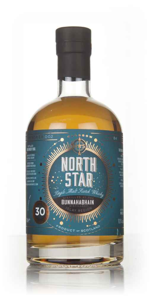 Bunnahabhain 30 Year Old 1986 - North Star Spirits