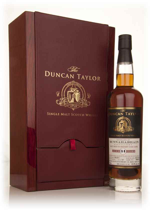 Bunnahabhain 34 Year Old 1979 (cask 386829) - The Duncan Taylor Single