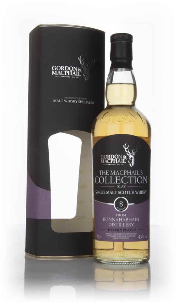Bunnahabhain 8 Year Old - The MacPhail's Collection (Gordon & MacPhail)