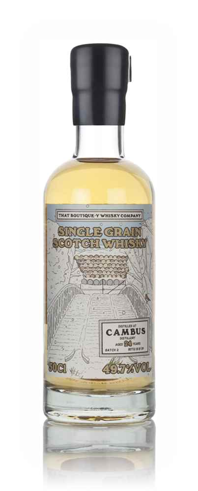Cambus 24 Year Old (That Boutique-y Whisky Company)