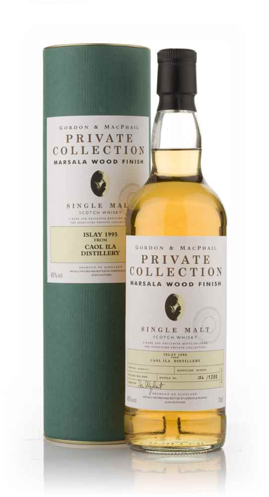 Caol Ila 1995 Marsala Finish - Private Collection (Gordon and MacPhail)