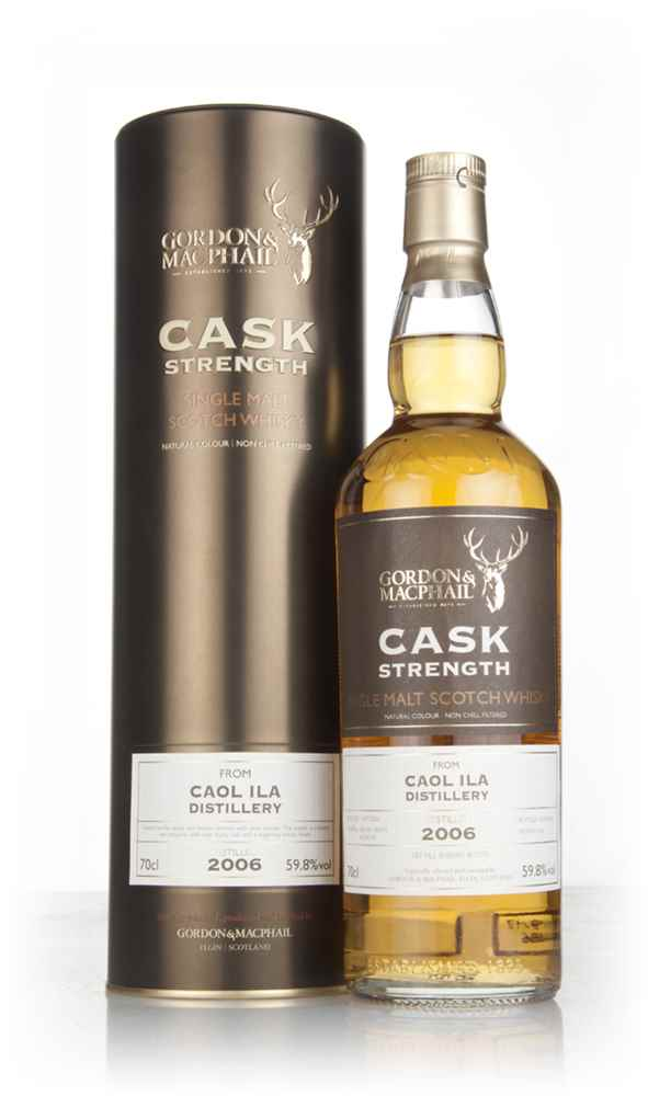 Caol Ila 11 Year Old 2006 (casks 306189, 306191 & 306195) - Cask Strength (Gordon & MacPhail)