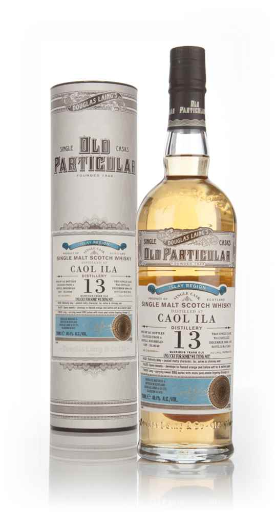 Caol Ila 13 Year Old 2000 (cask 10340) - Old Particular (Douglas Laing)