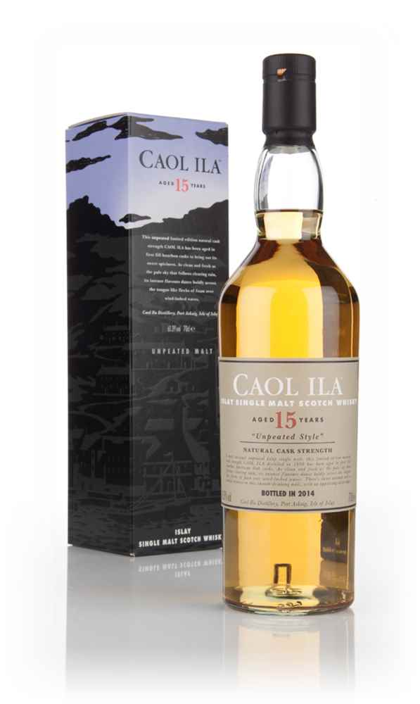 Caol Ila 15 Year Old 1998 Unpeated (2014 Special Release)
