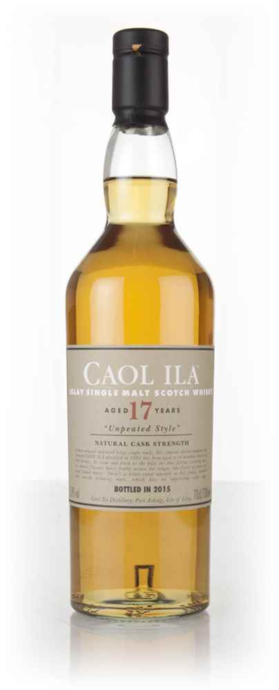 Caol Ila 17 Year Old 1997 Unpeated (Special Release 2015)