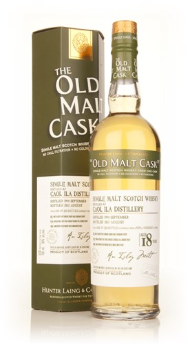 Caol Ila 18 Year Old 1994 (cask 9913) - Old Malt Cask (Hunter Laing)