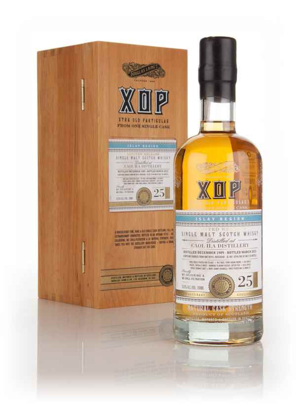 Caol Ila 25 Year Old 1989 (cask 10749) - Xtra Old Particular (Douglas Laing)