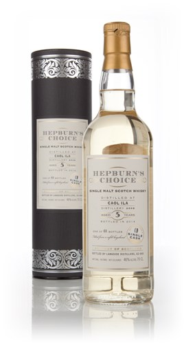 Caol Ila 5 Year Old 2008 - Hepburn's Choice (Langside)