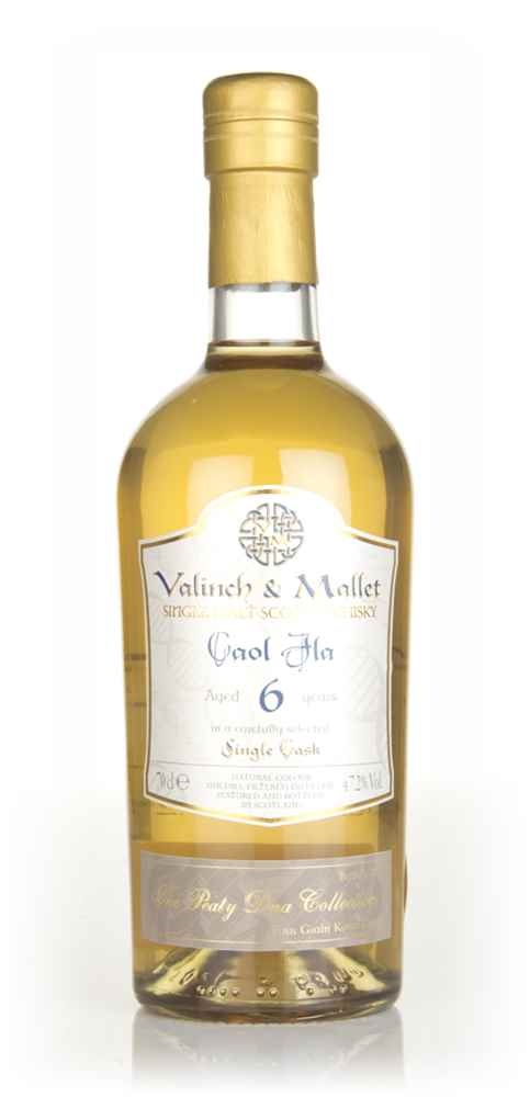 Caol Ila 6 Year Old 2011 (Koval Four Grain Cask) - The Peaty Dna Collection (Valinch & Mallet)