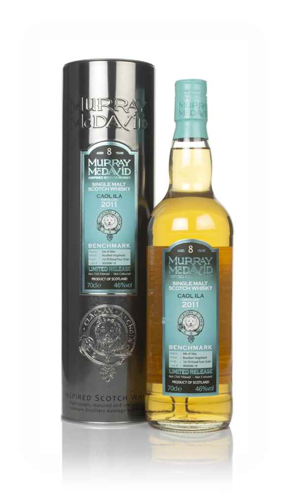 Caol Ila 8 Year Old 2011 (cask 900008-19) - Benchmark (Murray McDavid)