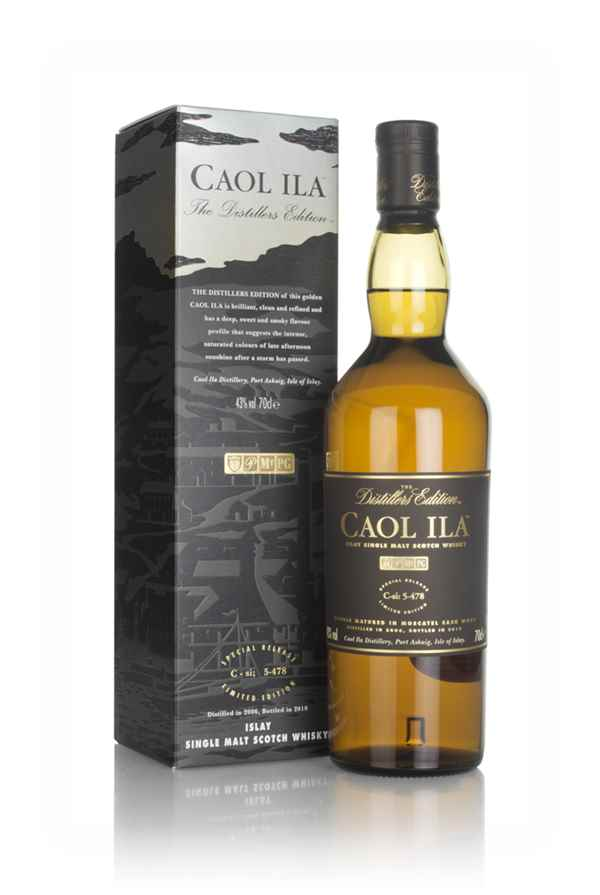 Caol Ila 2006 (bottled 2018) Moscatel Cask Finish - Distillers Edition