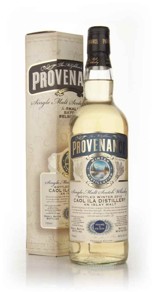 "Caol Ila ""Young & Feisty""  - Provenance (Douglas Laing)"